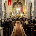 Świąteczne spotkanie przy żłóbku  - Parafia Kościoła Rzymsko Katolickiego pw. śś. Piotra i Pawła w Kruszwicy