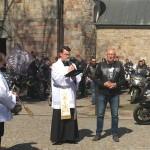 Otwarcie sezonu motocyklowego  - Parafia Kościoła Rzymsko Katolickiego pw. śś. Piotra i Pawła w Kruszwicy