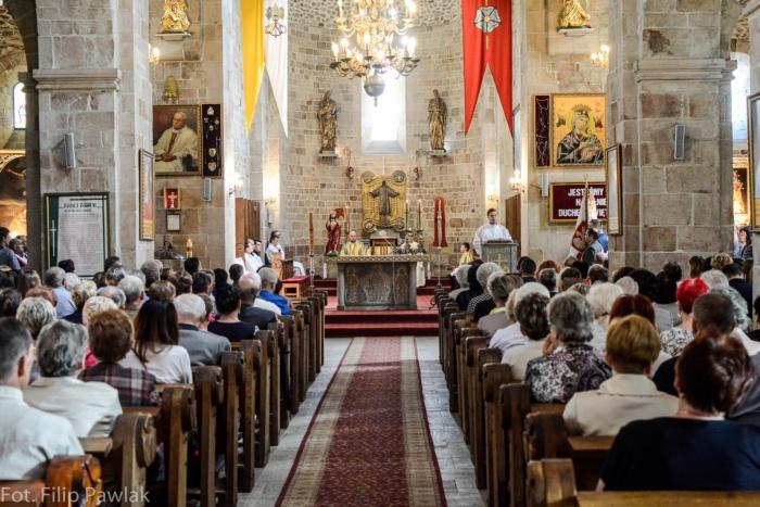 Parafia Kościoła Rzymsko Katolickiego pw. śś. Piotra i Pawła w Kruszwicy - Święto Matki Bożej Królowej Polski