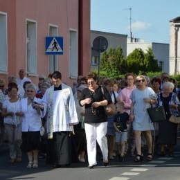 Parafia Kościoła Rzymsko Katolickiego pw. śś. Piotra i Pawła w Kruszwicy - Procesja Fatimska