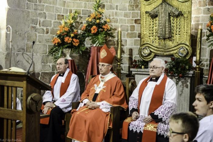 Parafia Kościoła Rzymsko Katolickiego pw. śś. Piotra i Pawła w Kruszwicy - Wizytacja parafii