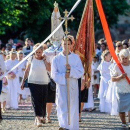 Parafia Kościoła Rzymsko Katolickiego pw. śś. Piotra i Pawła w Kruszwicy - Uroczystość Najświętszego Serca Pana Jezusa