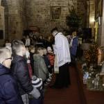 Świąteczne kolędowanie przy żłóbku  - Parafia Kościoła Rzymsko Katolickiego pw. śś. Piotra i Pawła w Kruszwicy