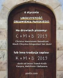 Parafia Kościoła Rzymsko Katolickiego pw. śś. Piotra i Pawła w Kruszwicy - Uroczystość Objawienia Pańskiego - najważniejsze informacje