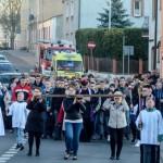 Droga Krzyżowa  - Parafia Kościoła Rzymsko Katolickiego pw. śś. Piotra i Pawła w Kruszwicy