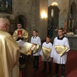Promocja ministrancka  - Parafia Kościoła Rzymsko Katolickiego pw. śś. Piotra i Pawła w Kruszwicy