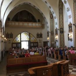 Parafia Kościoła Rzymsko Katolickiego pw. śś. Piotra i Pawła w Kruszwicy - Wakacyjny dzień Służby Liturgicznej Ołtarza