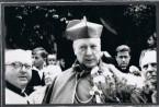 Przyszły błogosławiony kardynał Stefan Wyszyński w Kolegiacie