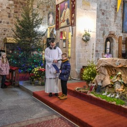 Parafia Kościoła Rzymsko Katolickiego pw. śś. Piotra i Pawła w Kruszwicy - Goście z Kuby