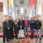 Goście z Kuby  - Parafia Kościoła Rzymsko Katolickiego pw. śś. Piotra i Pawła w Kruszwicy