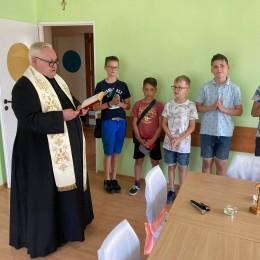 Parafia Kościoła Rzymsko Katolickiego pw. śś. Piotra i Pawła w Kruszwicy - Nowe salki parafialne