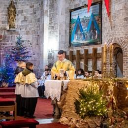 Parafia Kościoła Rzymsko Katolickiego pw. śś. Piotra i Pawła w Kruszwicy - Pasterka A.D. 2020