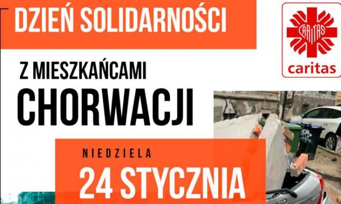 Parafia Kościoła Rzymsko Katolickiego pw. śś. Piotra i Pawła w Kruszwicy - Solidarni z Chorwacją