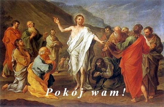 Parafia Kościoła Rzymsko Katolickiego pw. śś. Piotra i Pawła w Kruszwicy - Życzenia świąteczne