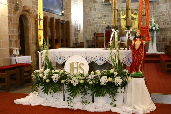 Parafia Kościoła Rzymsko Katolickiego pw. śś. Piotra i Pawła w Kruszwicy - Uroczystość Pierwszej Komunii Świętej