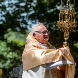 Parafia Kościoła Rzymsko Katolickiego pw. śś. Piotra i Pawła w Kruszwicy - Boże Ciało
