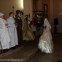 Parafia Kościoła Rzymsko Katolickiego pw. śś. Piotra i Pawła w Kruszwicy - V Kruszwicka Noc Świętych