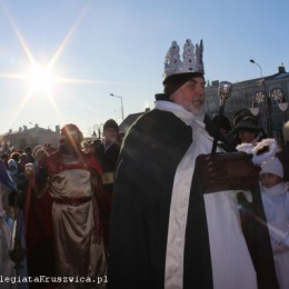 Parafia Kościoła Rzymsko Katolickiego pw. śś. Piotra i Pawła w Kruszwicy - Orszak Trzech Króli 2017