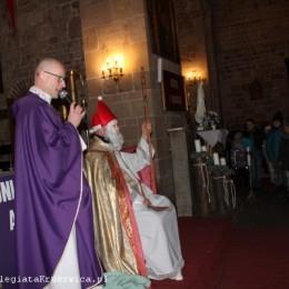 Parafia Kościoła Rzymsko Katolickiego pw. śś. Piotra i Pawła w Kruszwicy - Święty Mikołaj z Myry
