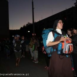Parafia Kościoła Rzymsko Katolickiego pw. śś. Piotra i Pawła w Kruszwicy - Uroczyste powitanie uczestników ŚDM 2016