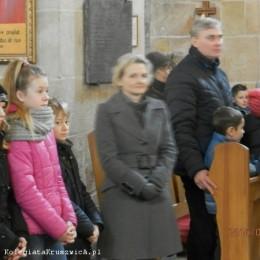 Parafia Kościoła Rzymsko Katolickiego pw. śś. Piotra i Pawła w Kruszwicy - Rekolekcje szkolne 2016