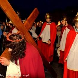 Parafia Kościoła Rzymsko Katolickiego pw. śś. Piotra i Pawła w Kruszwicy - III Misterium Męki Pańskiej w Kruszwicy