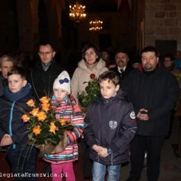 Parafia Kościoła Rzymsko Katolickiego pw. śś. Piotra i Pawła w Kruszwicy - Imieniny ks. proboszcza