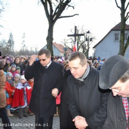 Parafia Kościoła Rzymsko Katolickiego pw. śś. Piotra i Pawła w Kruszwicy - Orszak Trzech Króli