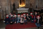 Adwent, Roraty i wizyta św. Mikołaja
