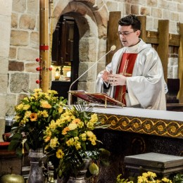 Parafia Kościoła Rzymsko Katolickiego pw. śś. Piotra i Pawła w Kruszwicy - Wigilia Paschalna A.D. 2018